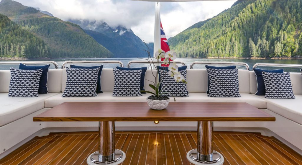 exotic charter vacations superyacht Endless Summer also YPI story March 2018 chartering your yacht