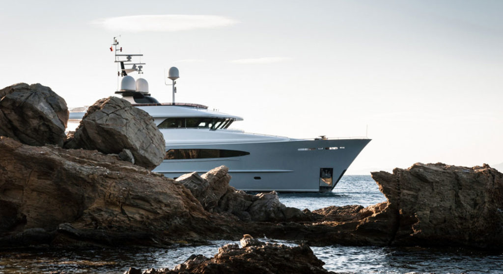 Yacht Design Vripack S Compelling Coffee Table Book