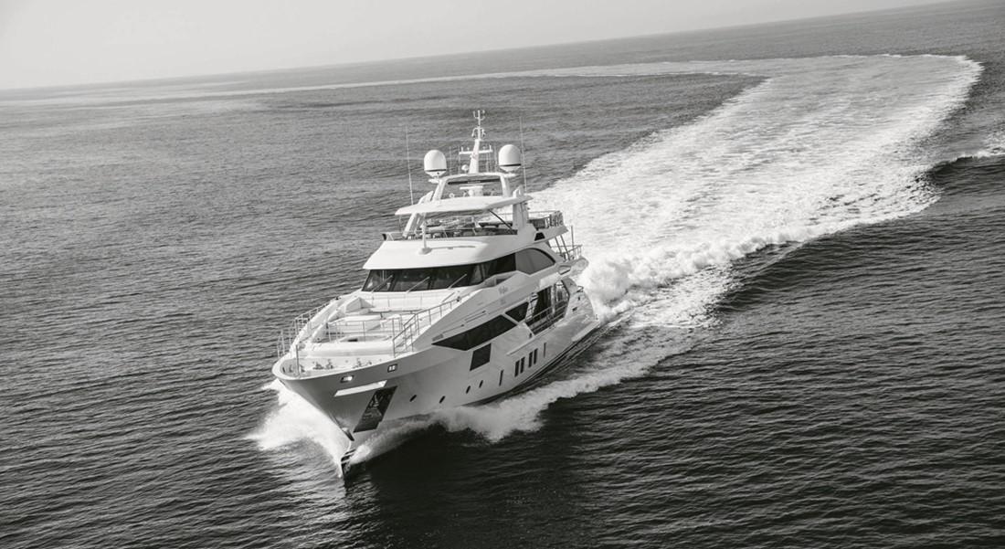 Beneti Fast 125 megayacht