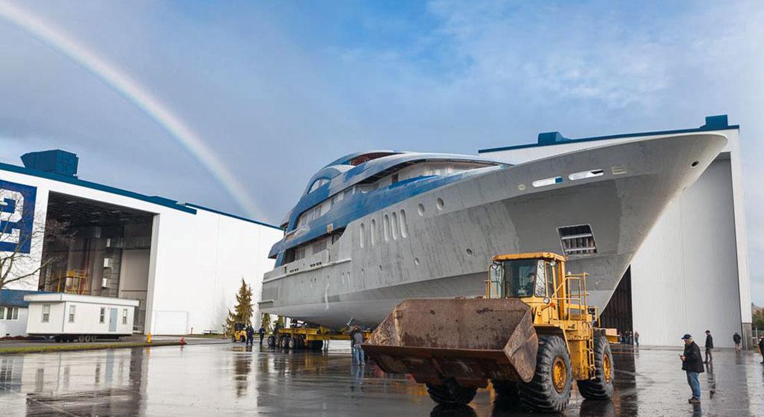 Delta Project 174046 megayacht
