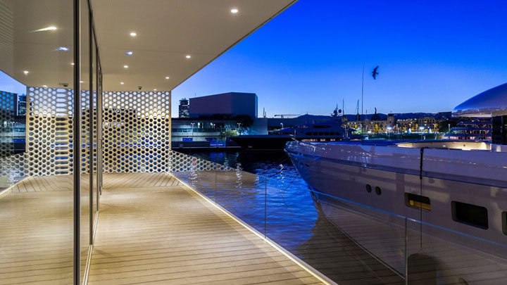 Marina Port Vell  Barcelona The Superyacht Show