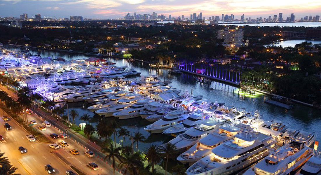 Miami Yacht Show joint ticket Miami International Boat Show
