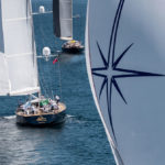 NZ Millennium Cup superyacht Ammonite winner