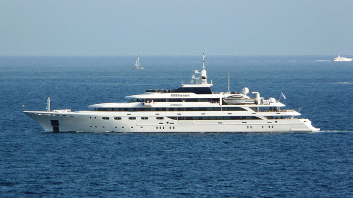 O'Mega Largest Megayachts for Sale
