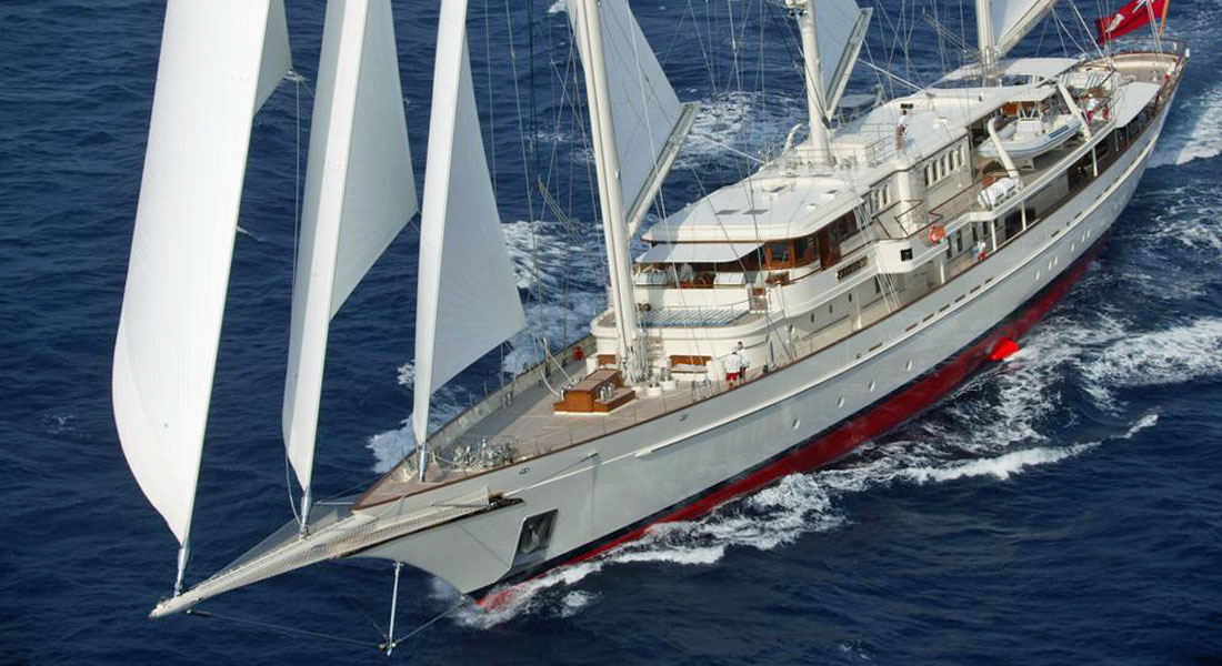 Athena Largest Megayachts for Sale