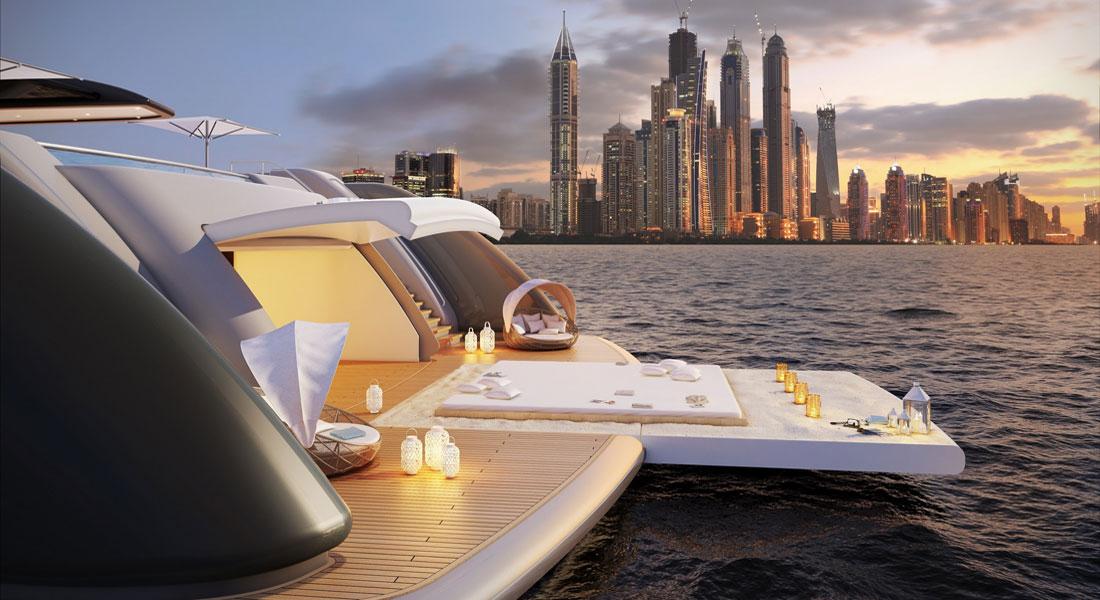 Amara superyacht concept Oceanco
