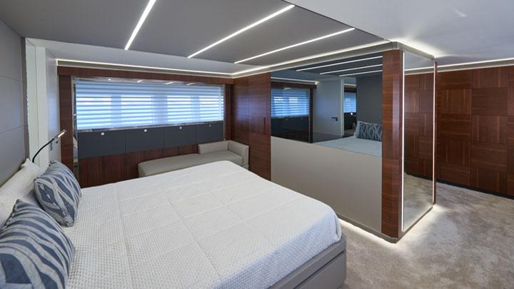 Astondoa 80 Flybridge megayacht