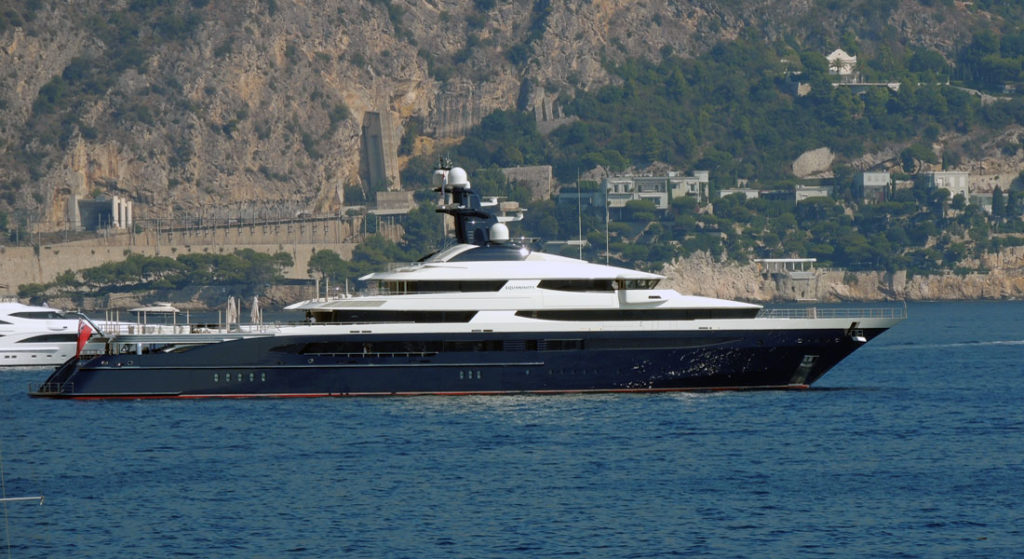 Equanimity Owner Says Yacht S Seizure Is Illegal Megayacht News