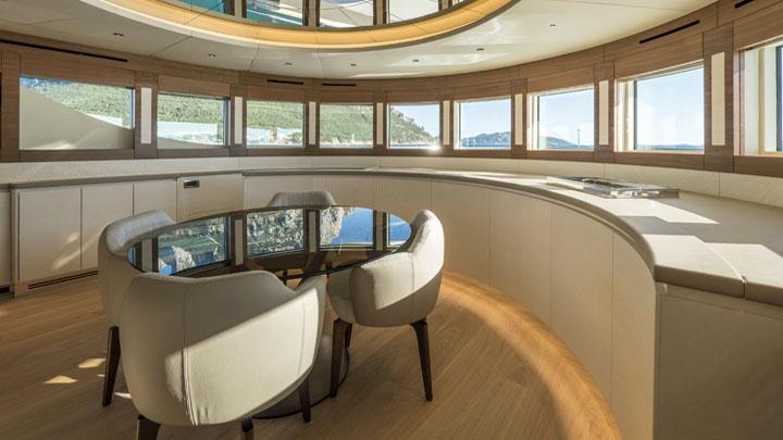Filippetti Navetta 26 megayacht Maxima