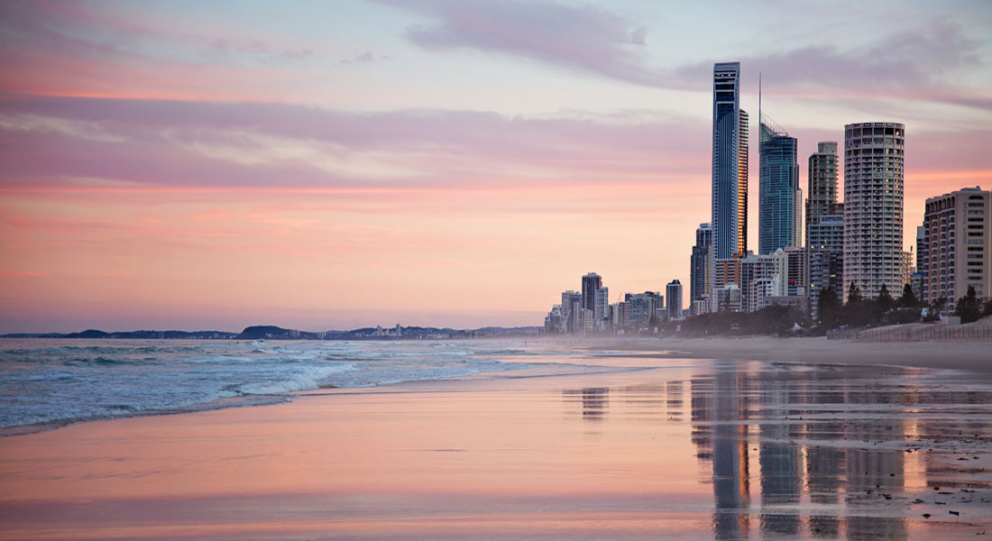 Gold Coast Australia superyacht guide to the Commonwealth Games