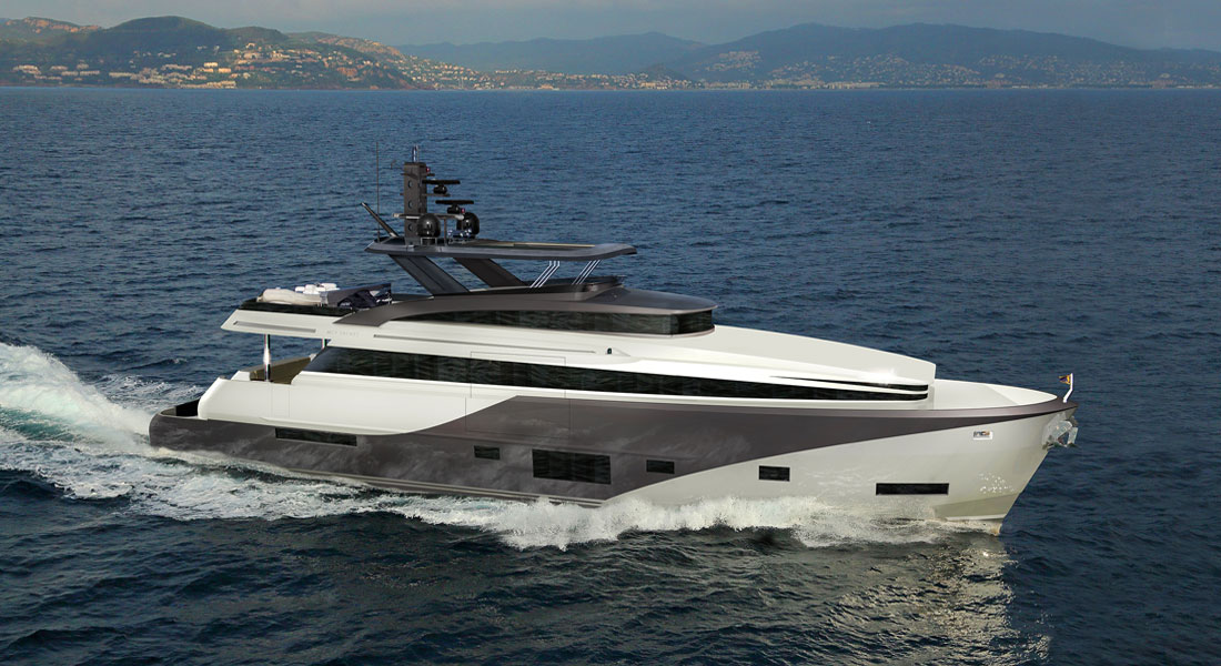 """MCP 92.5, a.k.a. the """"Two and a Half Decks"""" Yacht"""