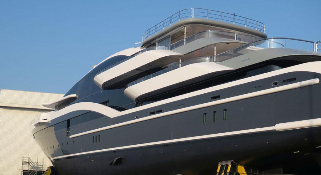 Oceanco Y717 superyacht