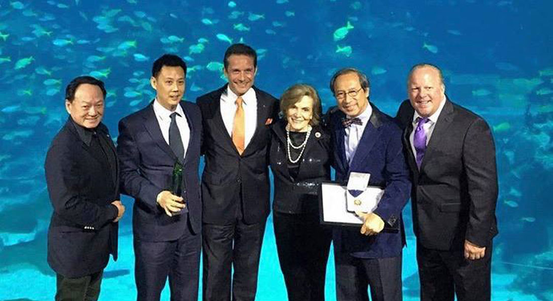 SeaKeepers Asia Awards Dinner 2017 superyachts