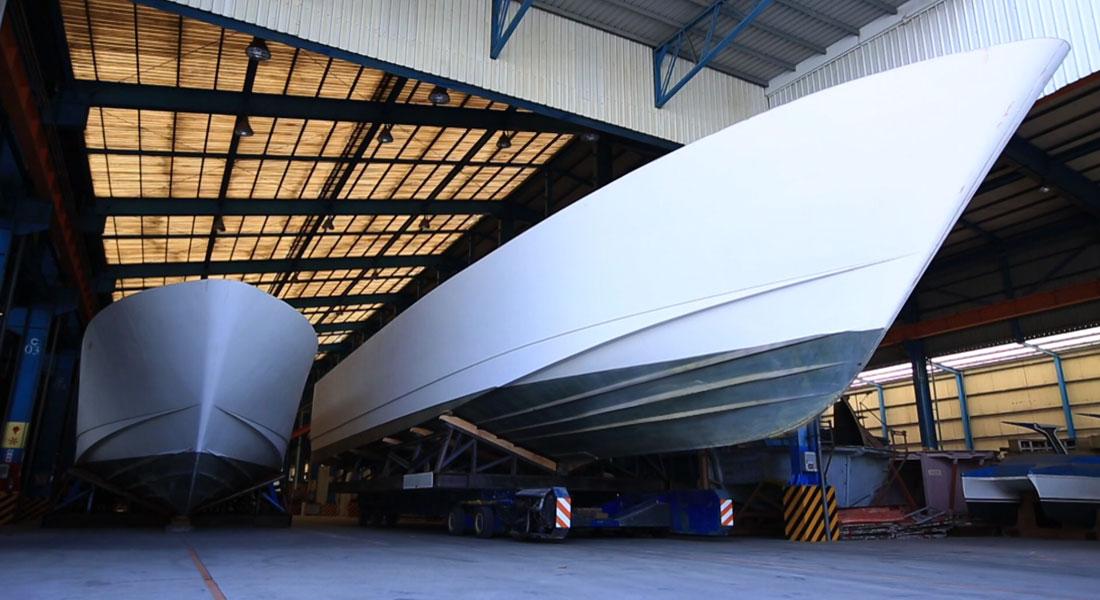 Horizon Yacht megayacht hulls