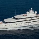 Indian Empress auction megayacht
