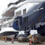 superyacht Kleven U116 amazing armada of toys