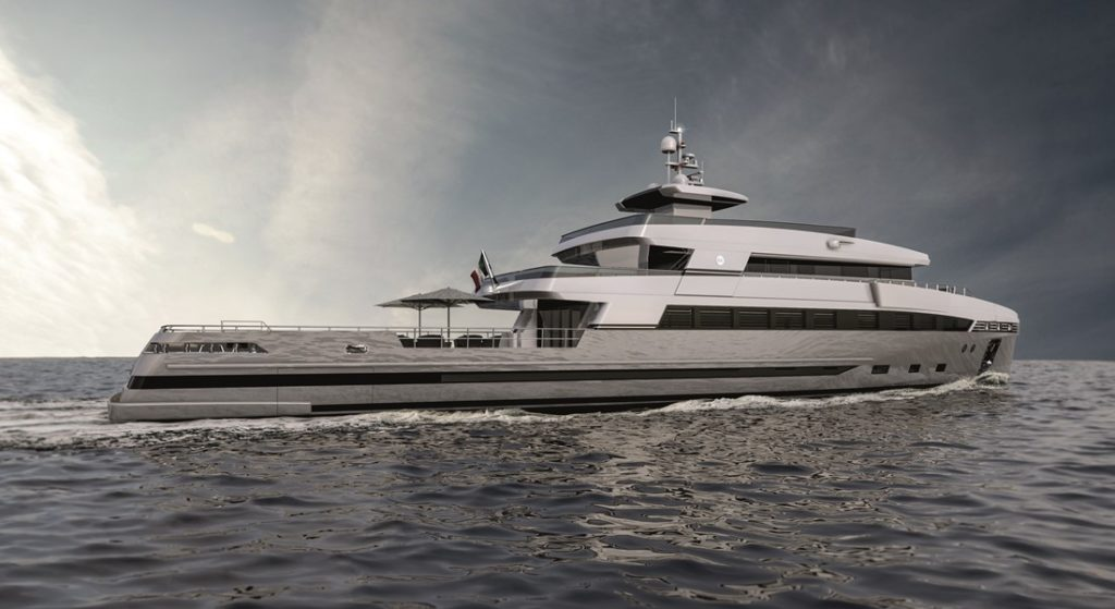Rosetti 48M Supply Vessel superyacht