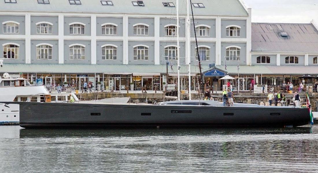 Seatius sailing superyacht Southern Wind Shipyard