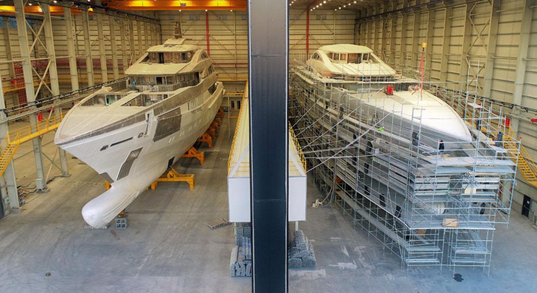 Bilgin 263 sisterships megayachts
