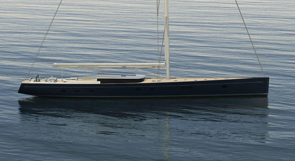 G2 formerly Cinderella IV sailing superyacht