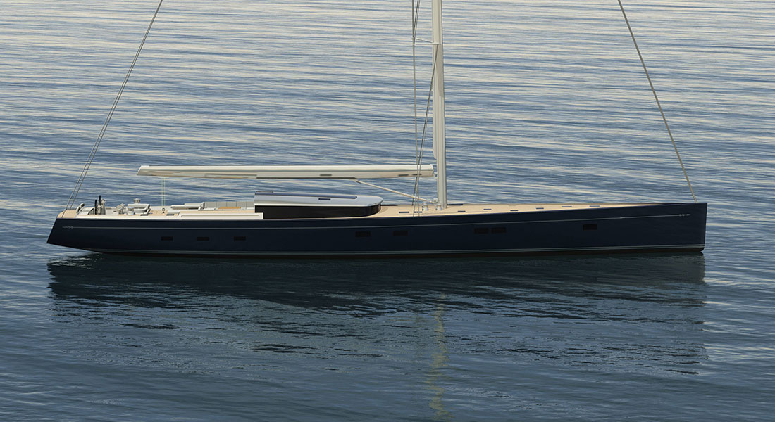G2 formerly Cinderella IV sailing superyacht