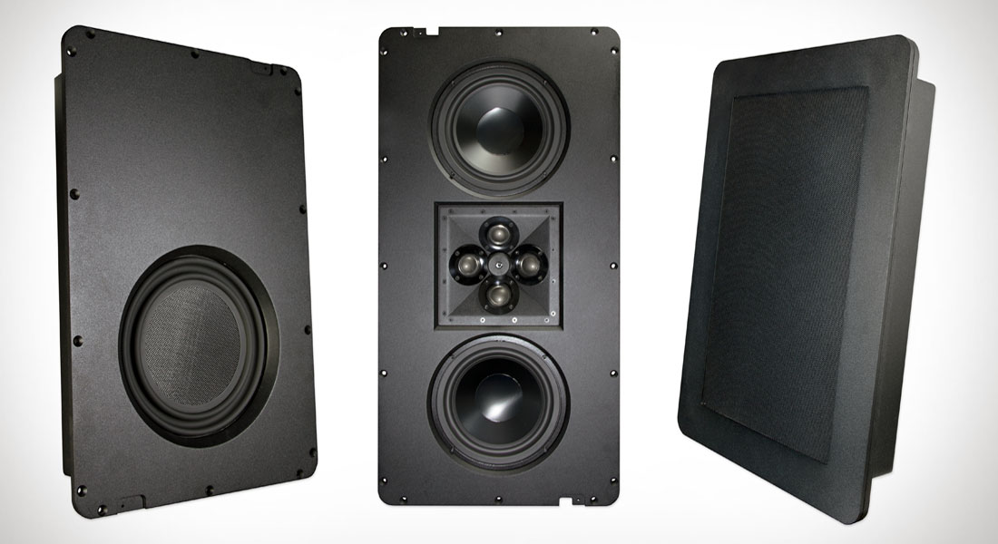 James Loudspeaker megayacht speakers Videoworks