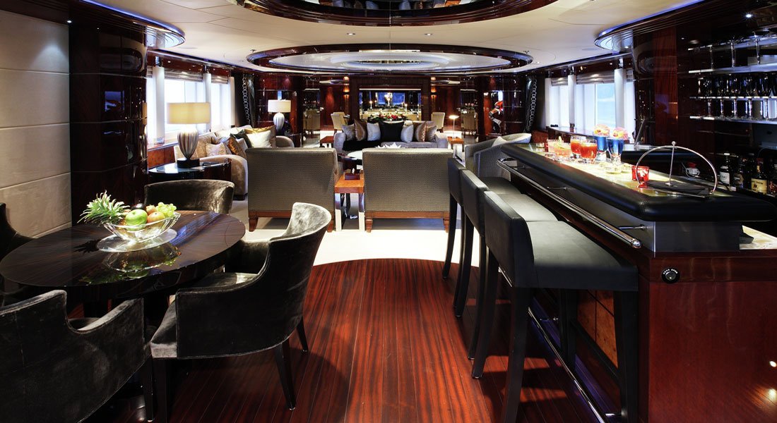 Talisman Maiton megayacht Below Deck Med