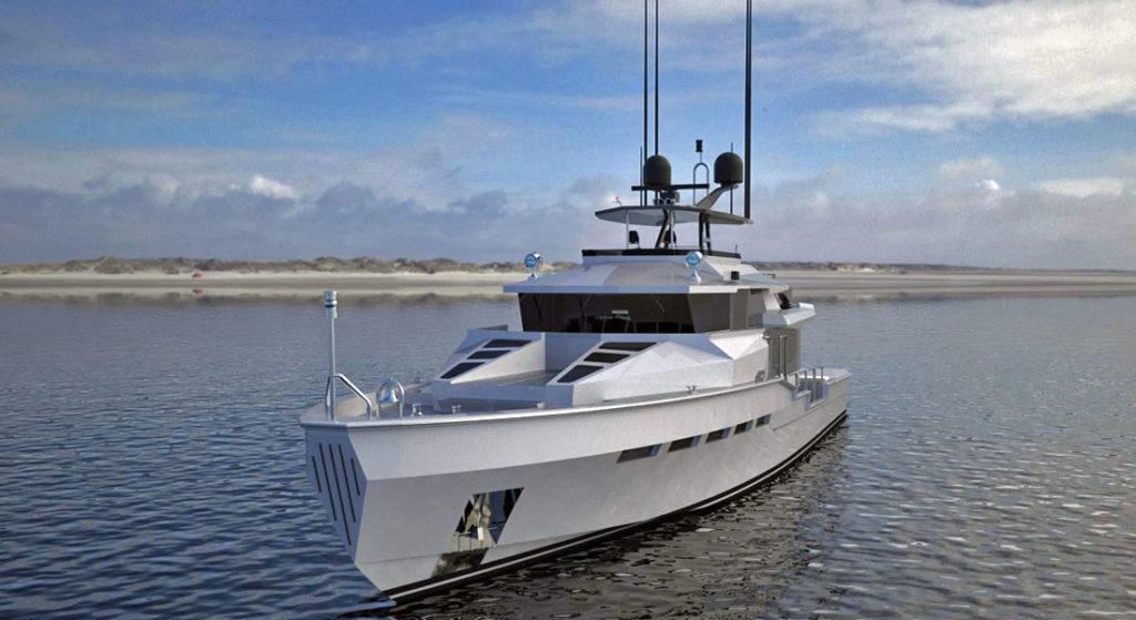 Tactical Custom Boats megayacht Tactical 77