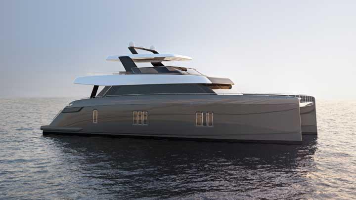 Rafael Nadal S New 80 Sunreef Power Coming In 2020 Megayacht News