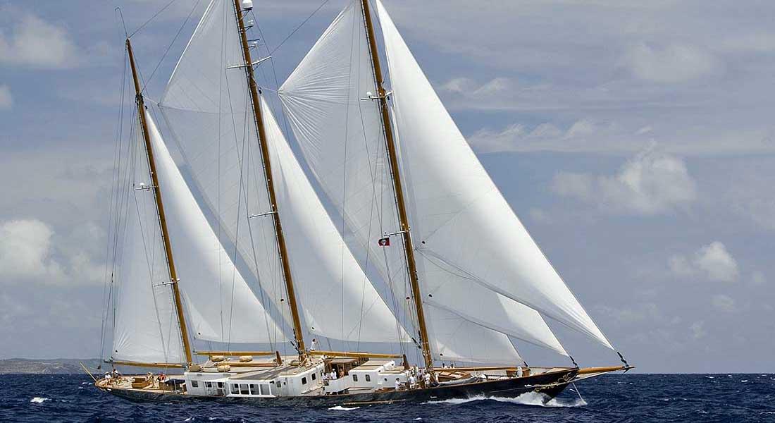 Fleurtje sailing superyacht
