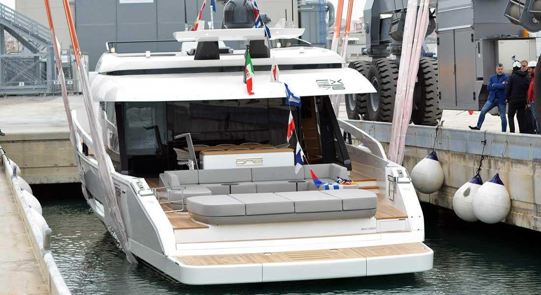 ISA Yachts EXTRA 76 megayacht