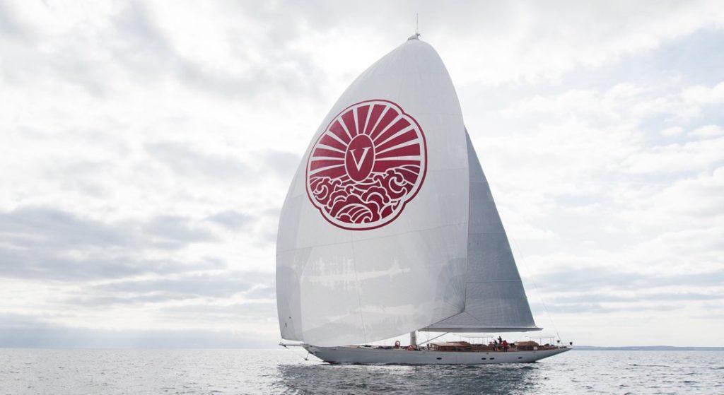 Vijonara sailing superyacht Pendennis