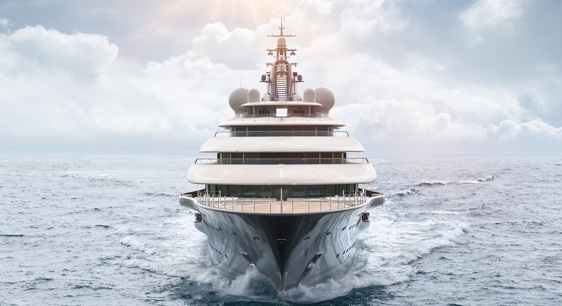superyacht Project Shu