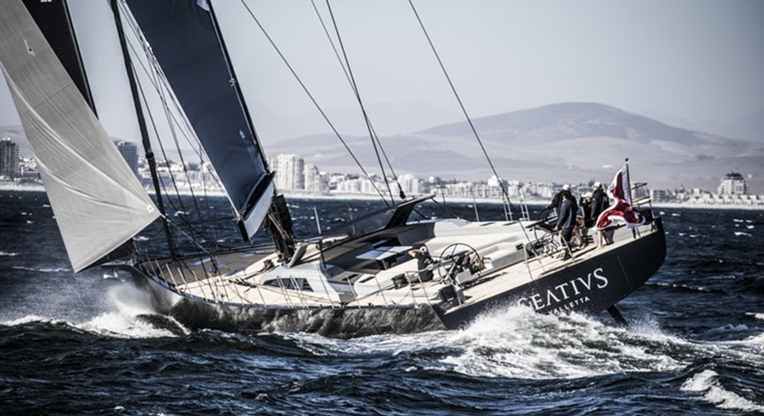 sailing superyacht Seatius SW96