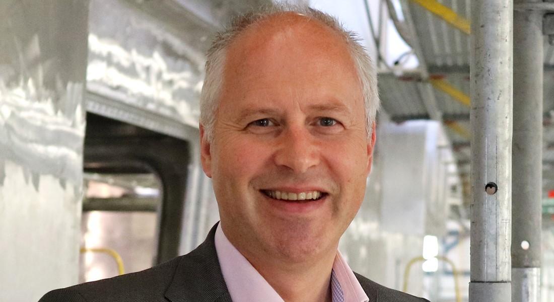 Jan Timmerman Royal Huisman superyacht managing director