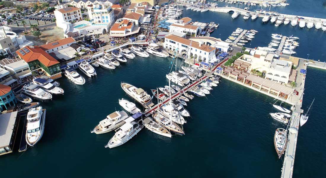 Limassol Marina 2018's Most Expensive Megayacht Marinas in Europe