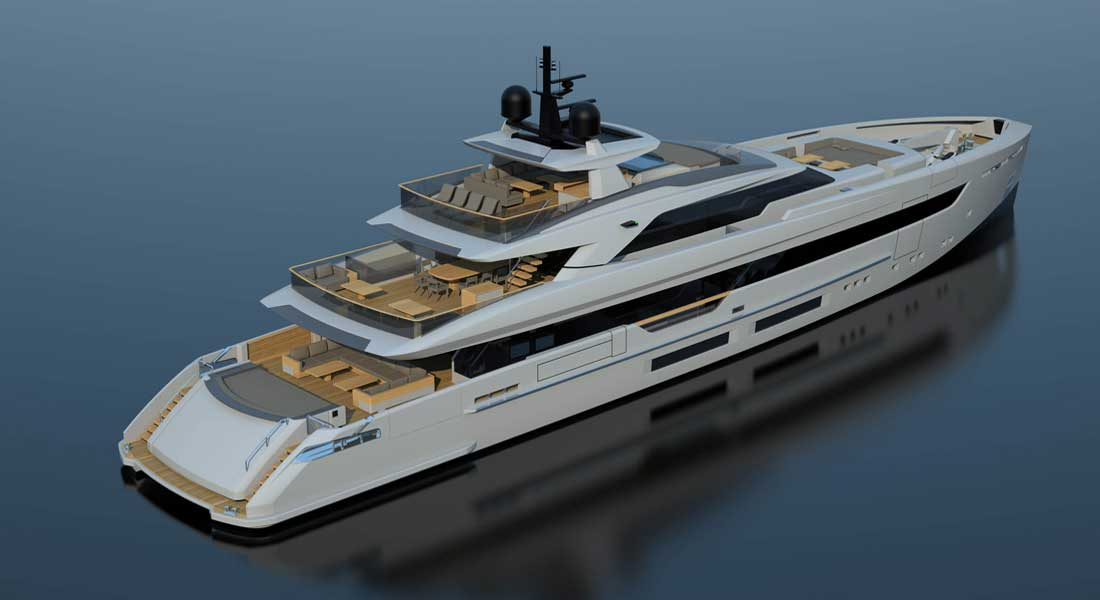 Tankoa Yachts spec superyacht construction