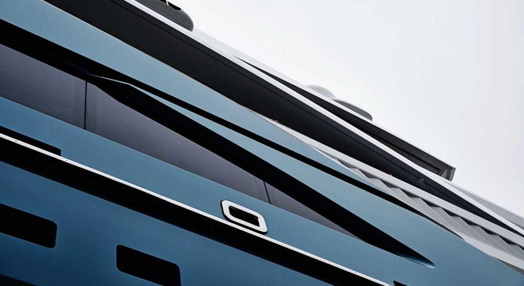 Turquoise Yachts megayacht Go