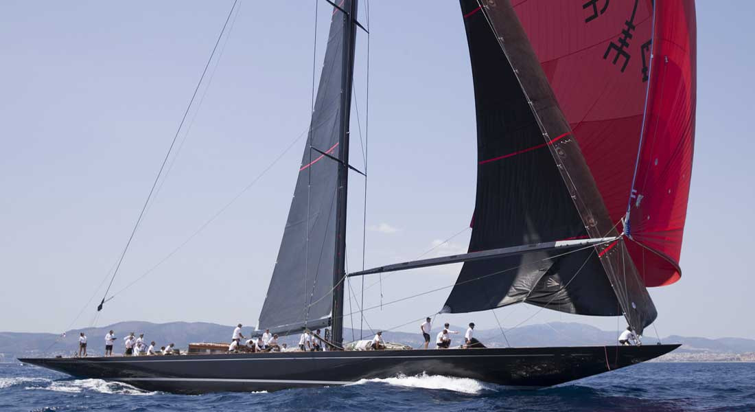 Velsheda The Superyacht Cup Palma 2018