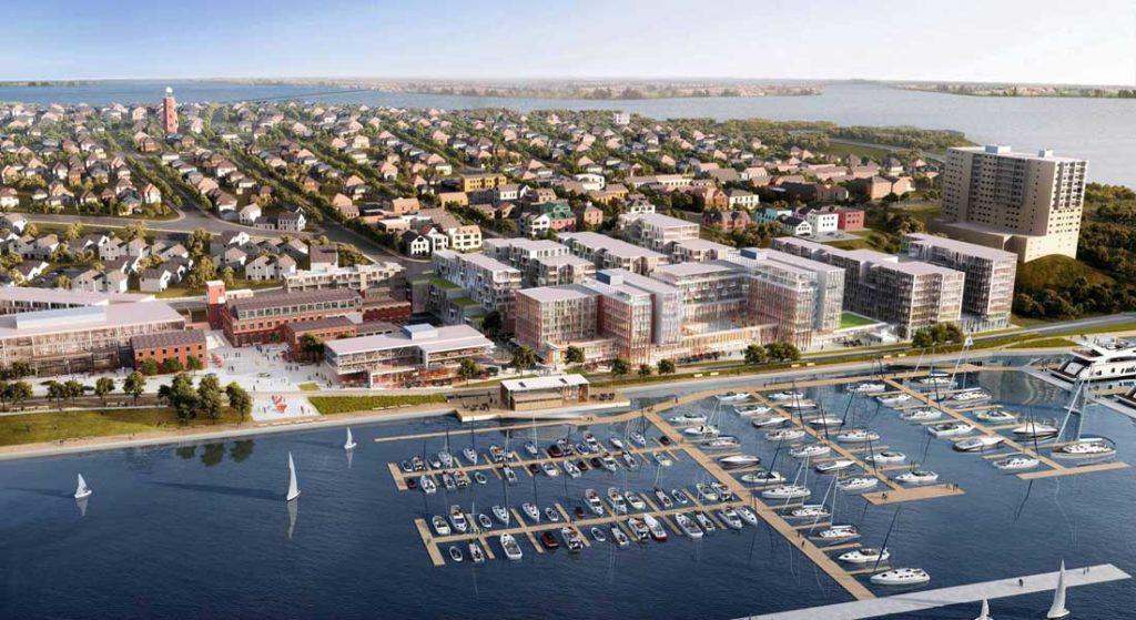 Fore Points Marina Opening in Maine With IGY Marinas