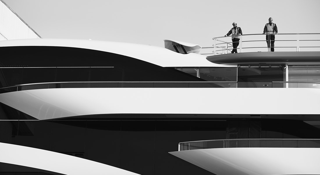 Dar superyacht Oceanco Project Shark