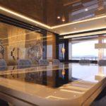 Q95 megayacht Mangusta Oceano 46