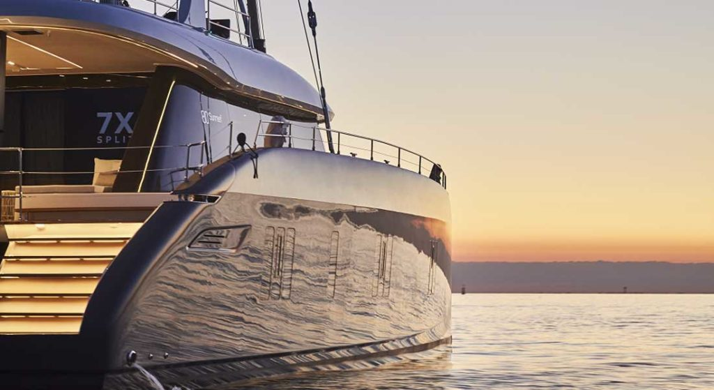 Sunreef 80 megayacht catamaran