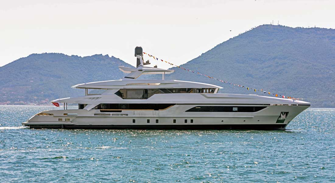 Baglietto 48M megayacht
