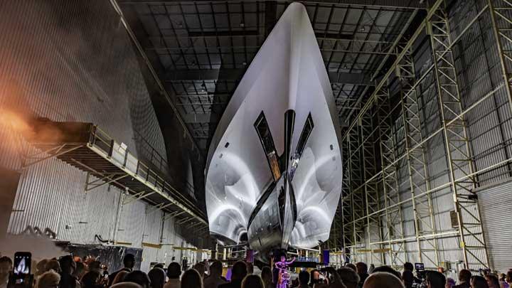 Echo Yachts superyacht White Rabbit
