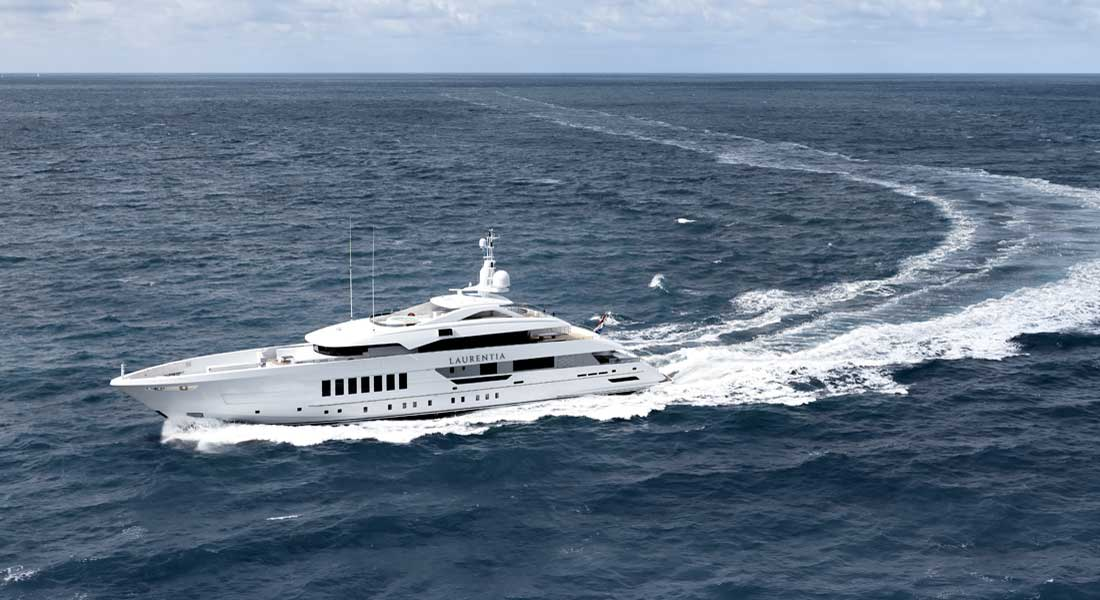Laurentia, by Heesen Yachts: Sunday Superyacht Video