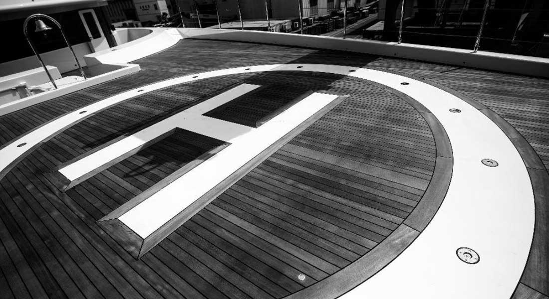 Pride Mega Yachts Illusion Plus megayacht