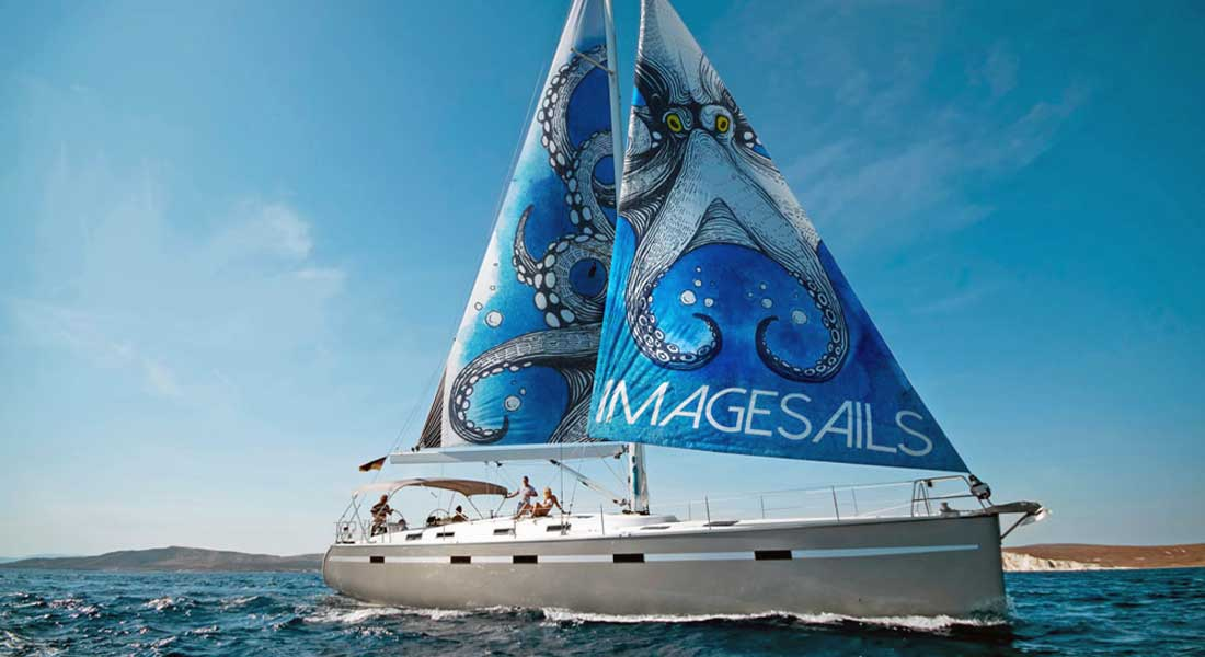 ImageSails megayacht and toy sails