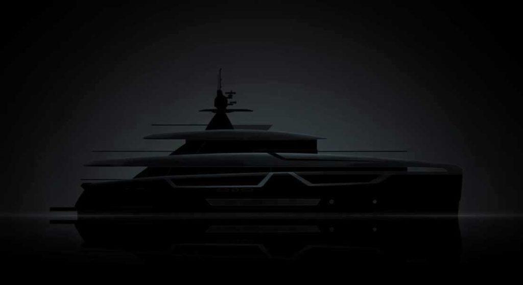 Johnson 115 superyacht