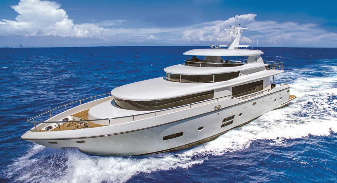 Johnson 93 megayacht